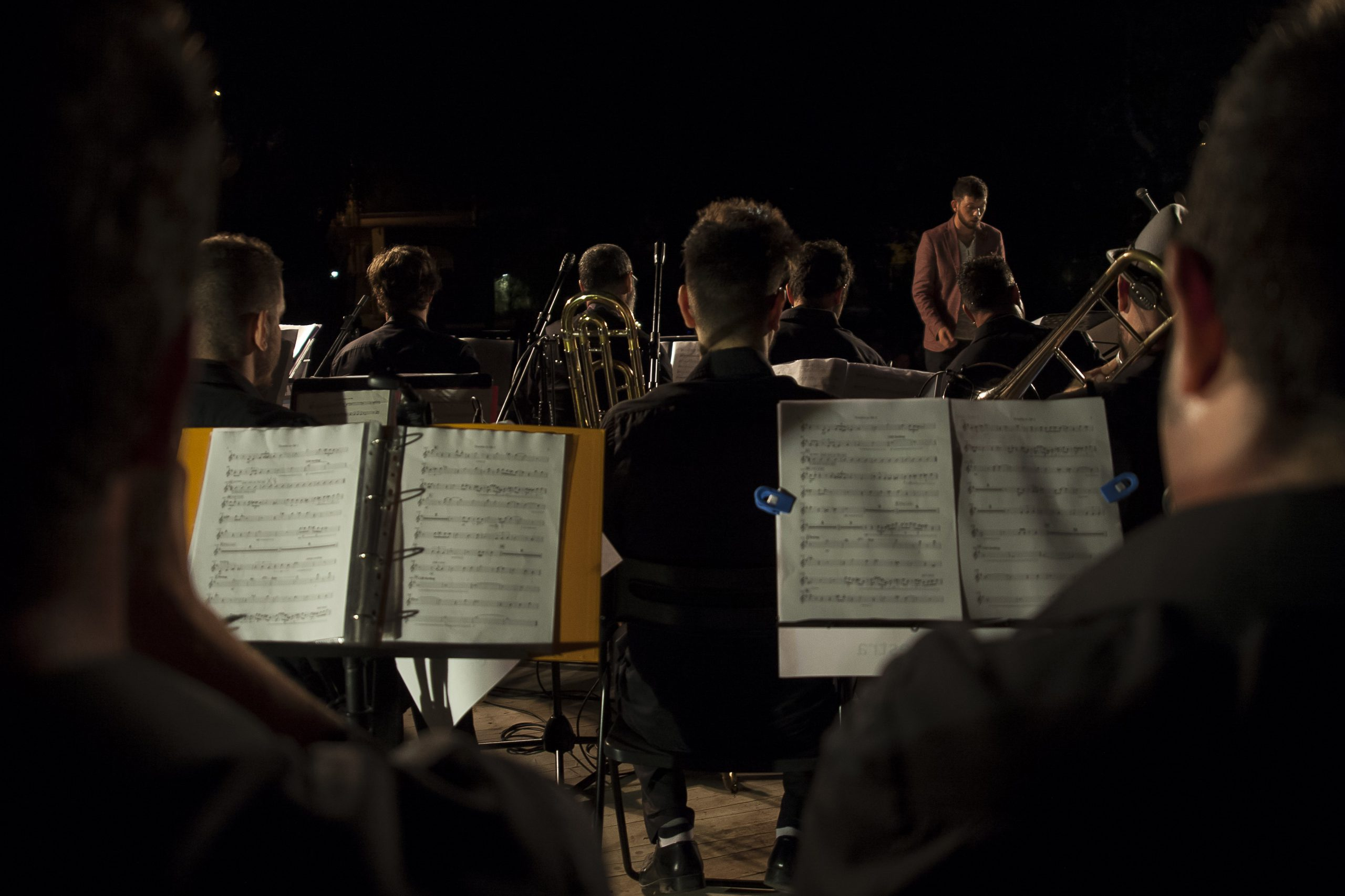 Bud Powell Jazz Orchestra © Federico Rollo