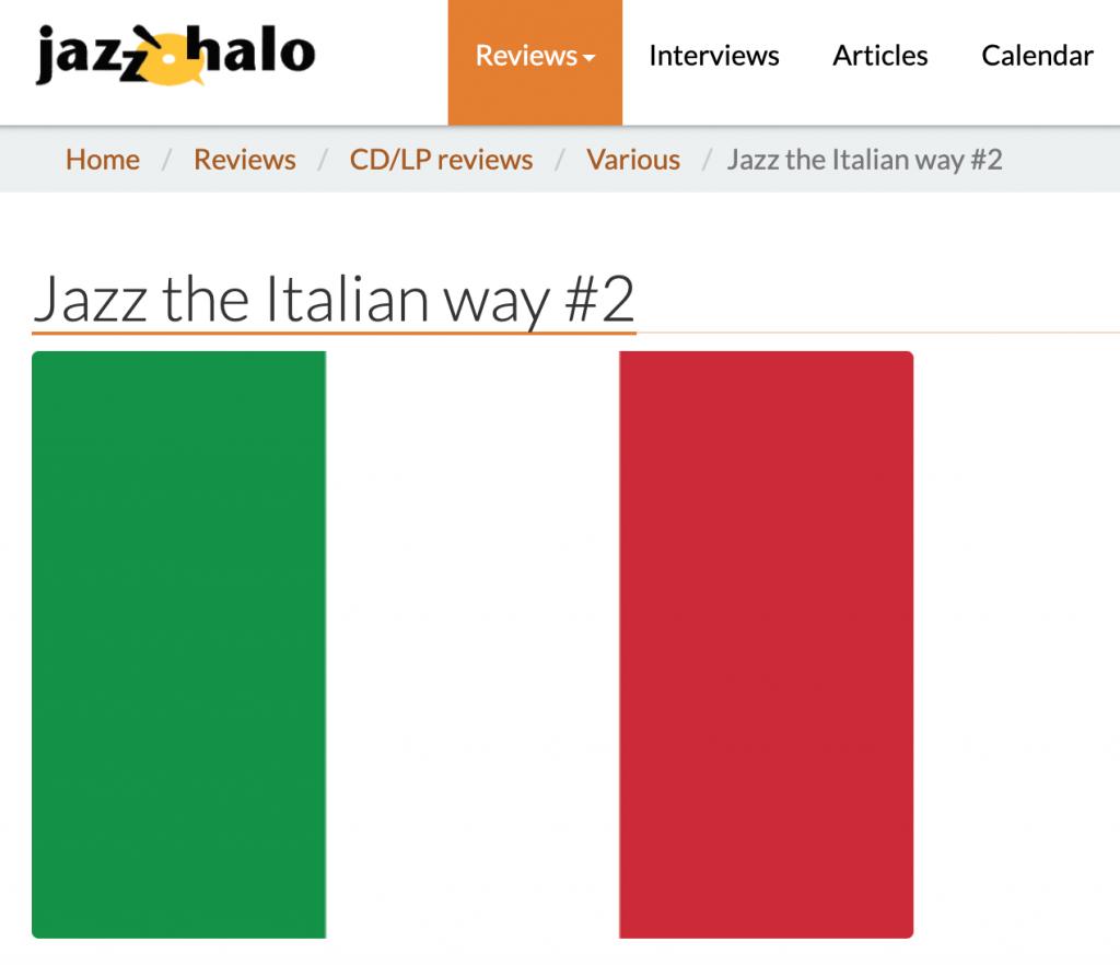 the italian way #2 - jazz'halo