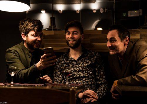 Ramon van Merkenstein trio - ©Roger Vantilt